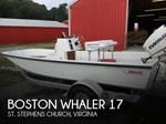 Boston Whaler 1978