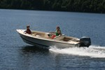 Rossiter Boats 14' DUAL CONSOLE 2017