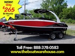 Four Winns H210SS Mercruiser 300HP Trailer Wake Tower 2017