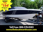 Four Winns H190 Mercruiser 220HP Trailer Ext Platform 2017