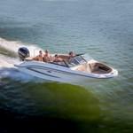 Sea Ray SPX 210 Outboard 2017