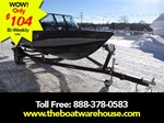 Lowe Boats FS 1610 Merc 90HP Trailer Fish Finder Stereo 2017