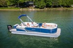 Avalon 2285 LS Quad Lounger 2017