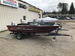 2017 MirroCraft Outfitter 167SC-O