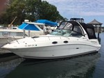 Sea Ray 260 Sundancer 2005