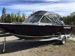 Kingfisher Boats 2025 Falcon 2017
