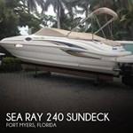 Sea Ray 2001