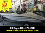 Scarab 165 Ghost Rotax 150HP Trailer 2017