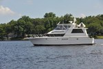 1996 HATTERAS 52 Cockpit Motor Yacht