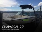 2014 Chaparral