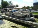 Tracker Party Barge 240 2003
