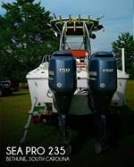 2001 Sea Pro