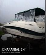 2000 Chaparral