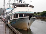 1977 Longliner - Commercial Salmon Fishing