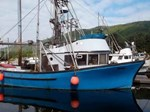 1979 Commercial Fishing Longliner - Combo Crab, Salmon Seine