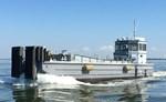 1990 50' X 14' Ex-Navy Cargo/Push Boat