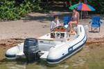 2018 AB Inflatables Oceanus 17 VST