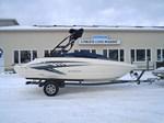 2018 192 SC Deck Boat Stingray