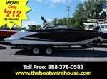 2018 Scarab 255 Platinum Twin 150HP Rotax Tandem Trailer