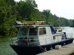 1969 Alcan 37 House Cruiser