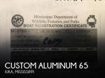 1970 Custom Aluminum