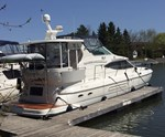 2002 Cruisers Yachts Fybridge Cruiser 4450