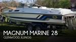 1971 Magnum Marine