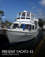 1987 Present Yachts