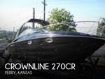 2007 Crownline