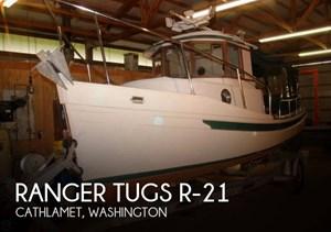 Ranger Tugs 1993