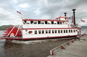 New Orleans Style Stern Wheeler 149 PAX plus 25 crew & staff 1984