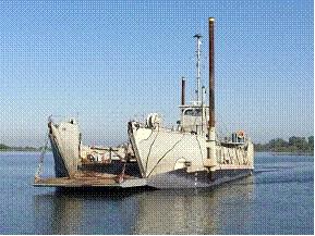 1954 LCU Landing Craft Rebuilt in 2015- 200 ton capacity