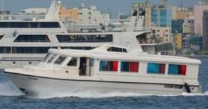 2008 Custom Built 44 Passenger Speed Boat