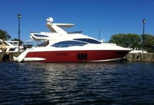 Azimut Motor Yacht 2011