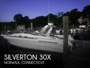 1988 Silverton 30X
