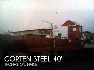 Corten Steel 1992