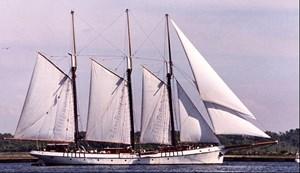 1982 Custom Built 203' Steel Tall Ship - FOR CHARTER