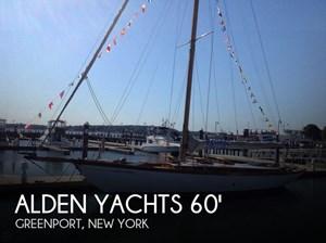 Alden Yachts 1937