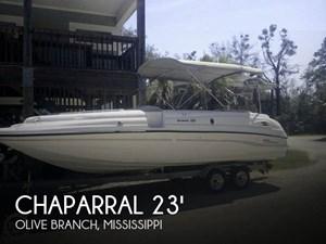 Chaparral 1997