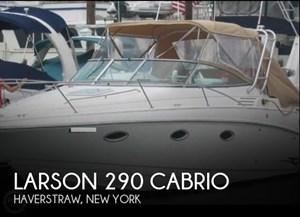 2000 Larson 290 Cabrio