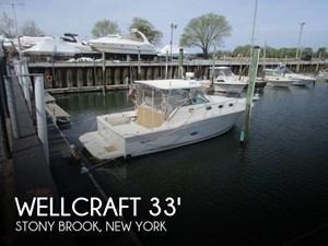 2002 Wellcraft 330 Coastal