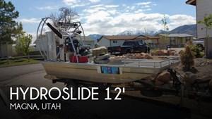 Hydroslide mini airboat 2014