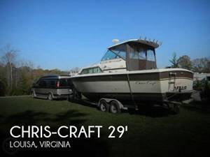 Chris-Craft 1981