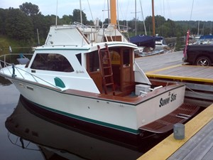 EGG HARBOR SPORT FISH (GOLDEN EGG) 1976