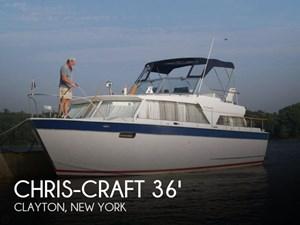 Chris-Craft 1967