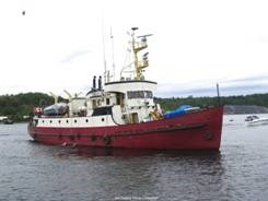 Russel Brothers EX CCG Research Boat/Liveaboard Yacht 1960
