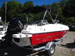 Bayliner 190 Deck Boat 2016