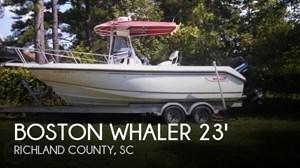 Boston Whaler 2002
