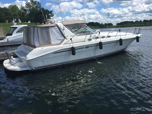 Sea Ray 400 Express 1996