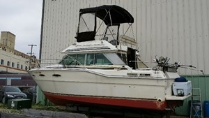 Sea Ray 300 DB 1986
